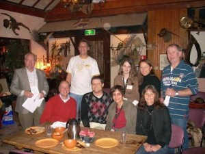 German EPP patients visited the annual meeting ofthe dutch EPP Patient Association in 2005